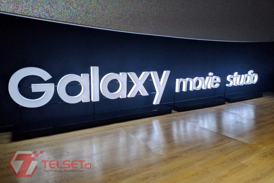 Galaxy Movie Studio bikin film
