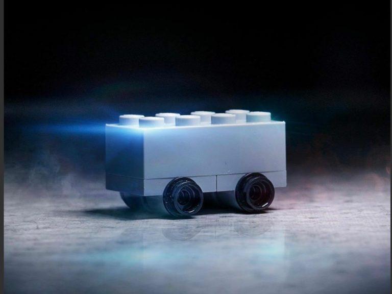 """Wow, LEGO Punya """"Replika"""" Tesla Cybertruck"""