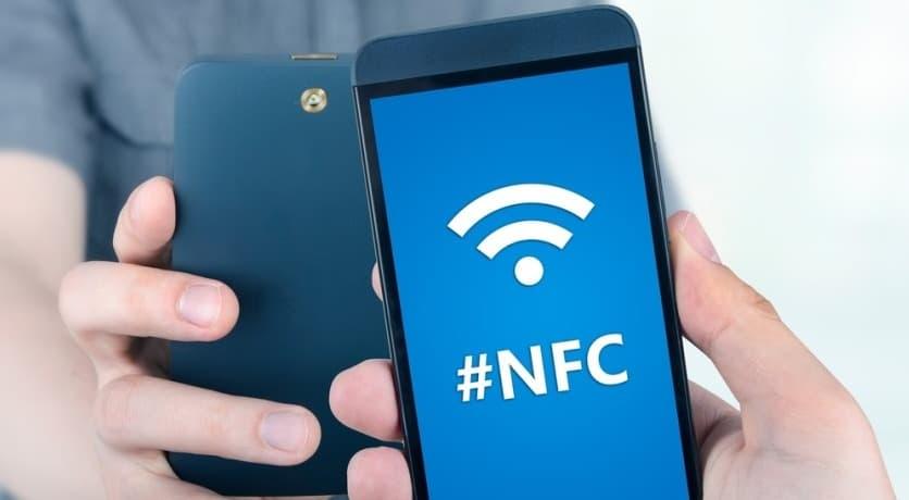 Ponsel NFC