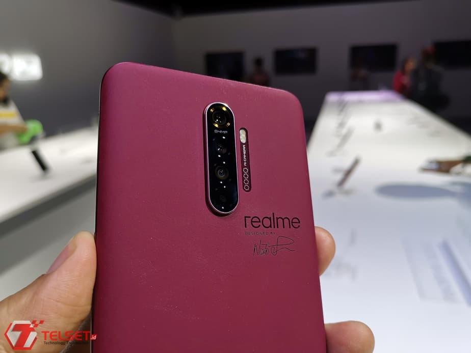 Realme X2 Pro Red Brick