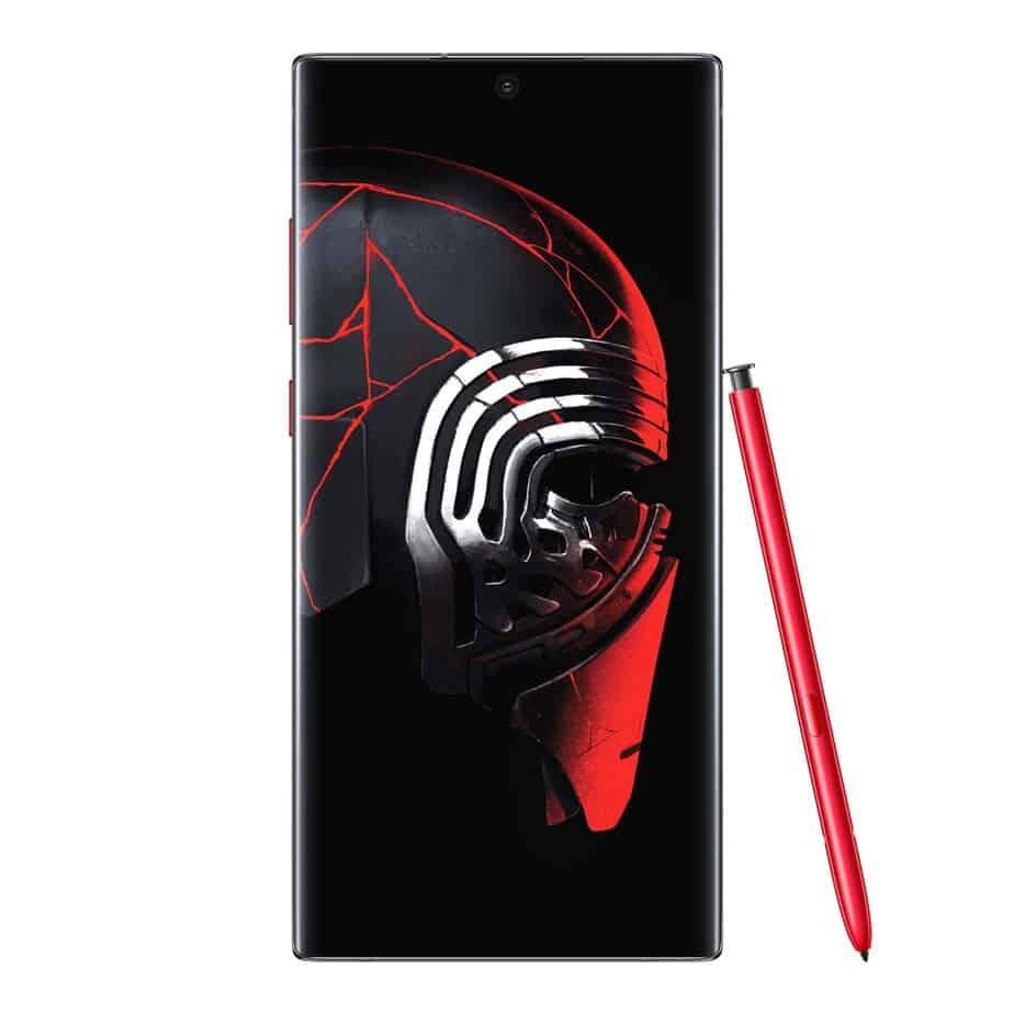 Samsung Galaxy Note 10+ Kylo Ren