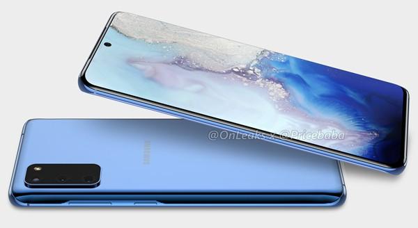Lebih Dekat dengan Galaxy S11e, Rival Berat iPhone 11