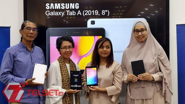 Khusus Anak Sekolah, Samsung Galaxy Tab A 2019 Dijual Rp 1,9 Jutaan
