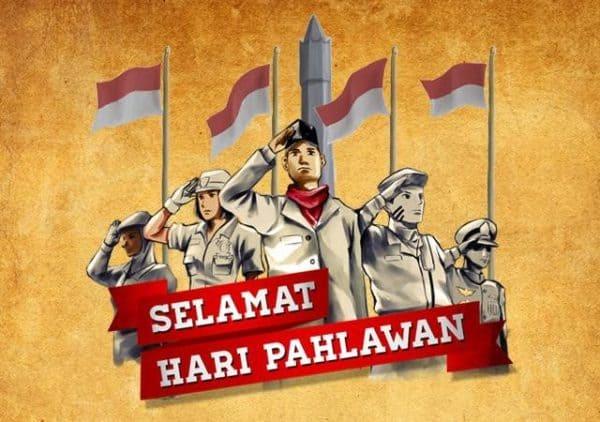 Hari Pahlawan medsos milenial