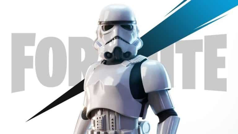 Wih! Ada Stormtrooper di Fortnite Battle Royale