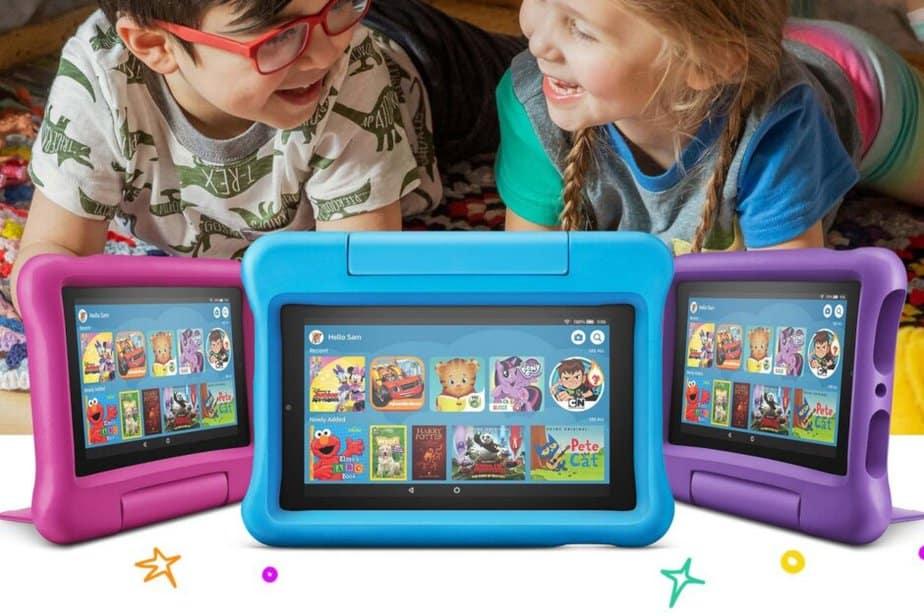 tablet dan smartphone anak