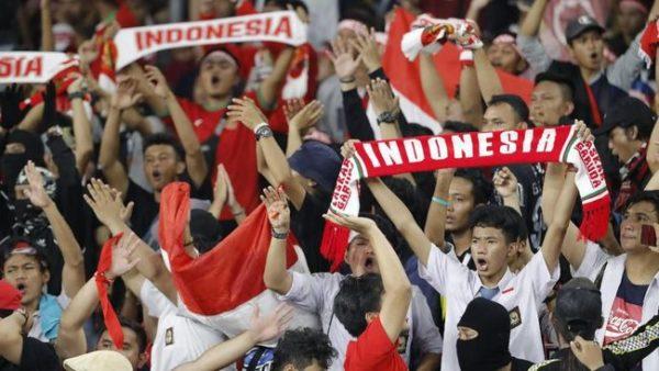 Suporter Indonesia Diserang, Warganet Serukan #GanyangMalaysia