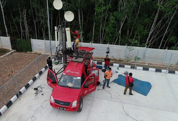 Gaspol! 4G Telkomsel Lintasi Jalur Tol Trans Sumatera