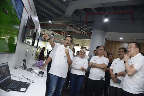 Telkomsel Uji Coba 5G