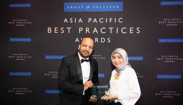 Telkomsel Raih 'Operator Terbaik' di Frost & Sullivan Award 2019