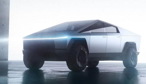 Tesla Cybertruck KW