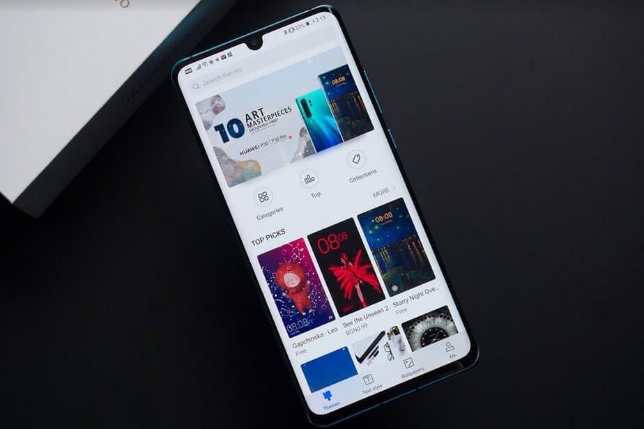Taiwan Huawei