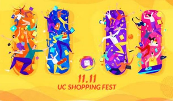 UC 11.11 Shopping Festival