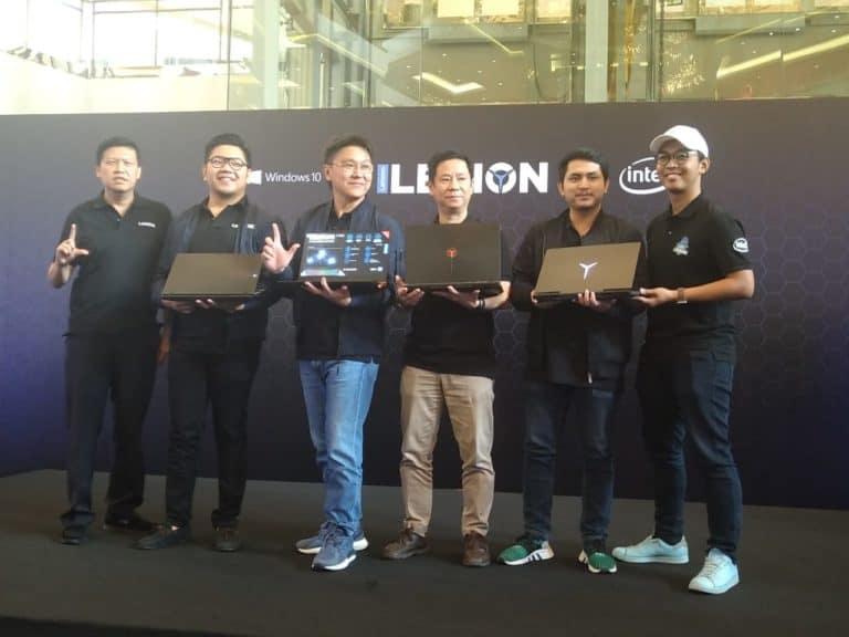 Lenovo Siap Gelar Rise of Legion dan Legion of Champions