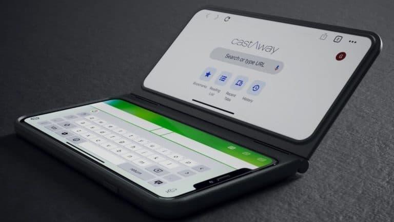 Casing CastAway Bisa Bikin Layar Smartphone Jadi Dua