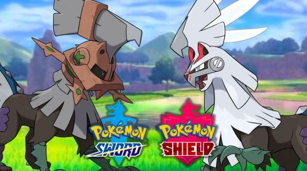 Pokemon Sword Pokemon Shield Nintendo Switch
