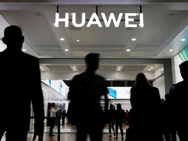 AS Huawei