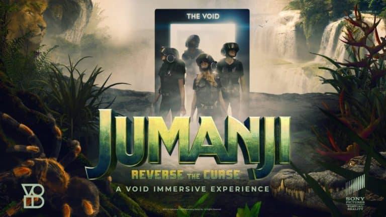 Sony Suguhkan Liarnya Dunia Jumanji Versi Virtual Reality