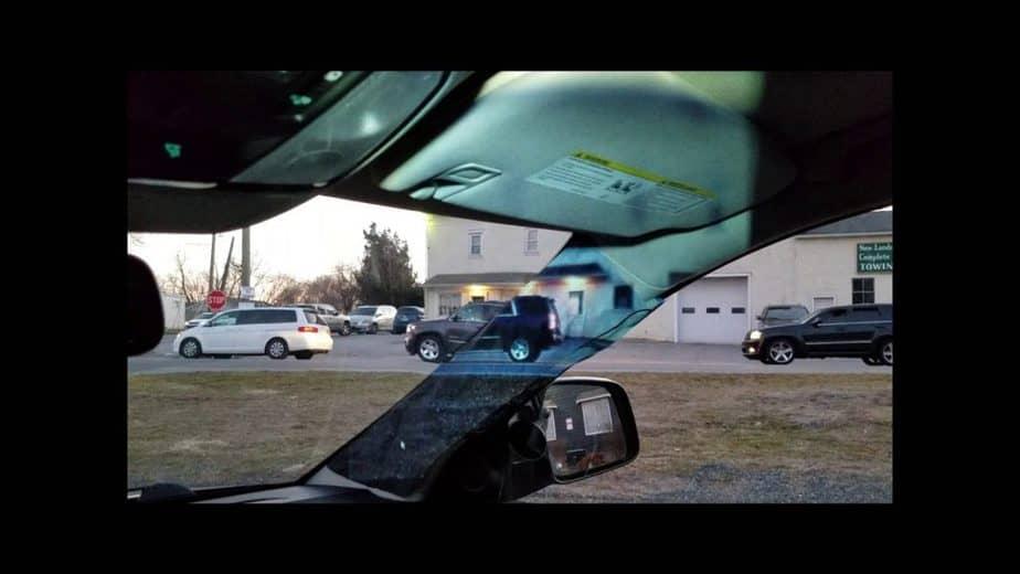 Blindspot di Mobil