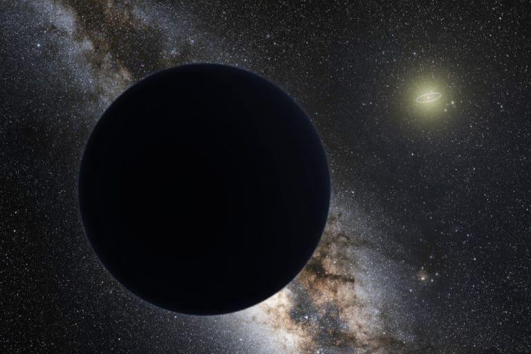 Satelit NASA Temukan Planet 9 di Sistem Tata Surya