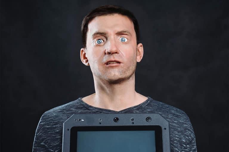 Mau Punya Robot? Startup Rusia Ini Jual Robot Kloningan