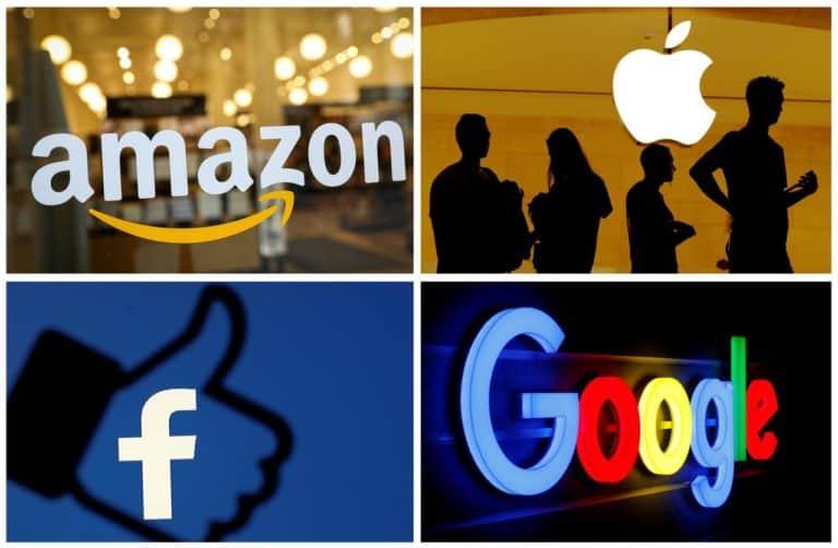 Google dkk Bela Diri soal Monopoli di Sidang Kongres AS