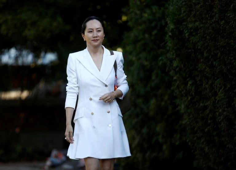 Ditahan di Kanada, Bos Huawei Minta Diekstradisi ke AS