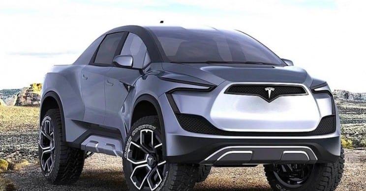 Tantang Ford Raptor, Elon Musk Luncurkan Tesla Cybertruck