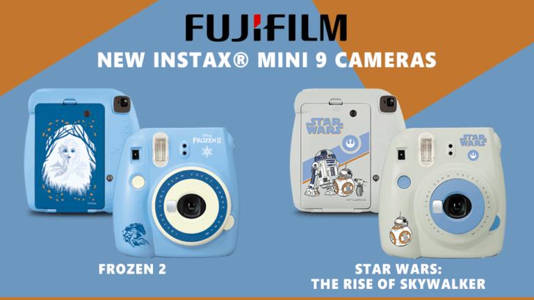 Fujifilm Jual Instax Mini 9 Edisi Frozen 2 dan Star Wars, Tertarik?