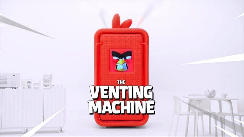 Mesin Angry Birds