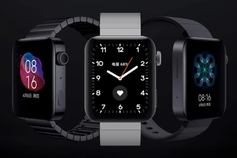 Mirip Apple Watch, Xiaomi Mi Watch Resmi Diluncurkan