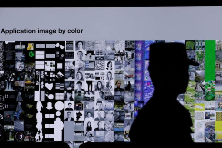 Pameran Seni di China Eksplorasi Dampak Teknologi Pengenalan Wajah