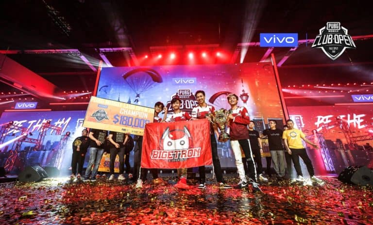Bigetron Jagoan PUBG Indonesia Jawara PMCO Global 2019