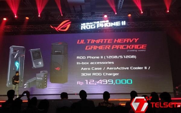 Harga Asus ROG Phone II