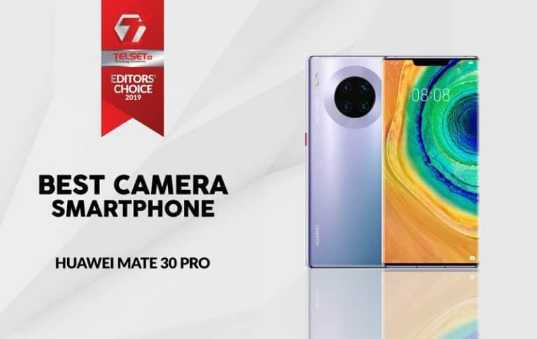 Telset Editor's Choice 2019: Best Camera Smartphone