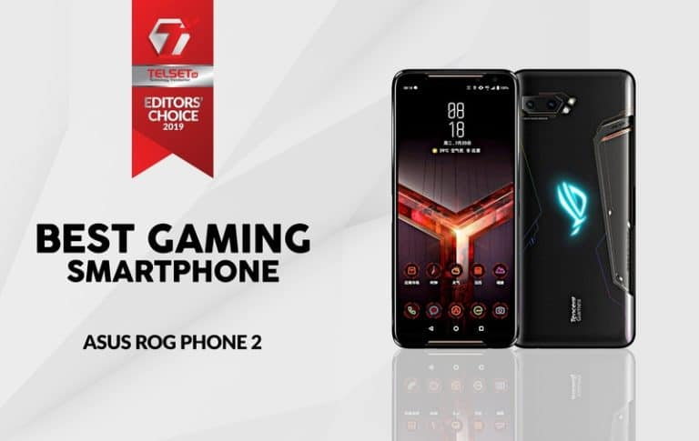 Telset Editor's Choice 2019: Best Gaming Smartphone