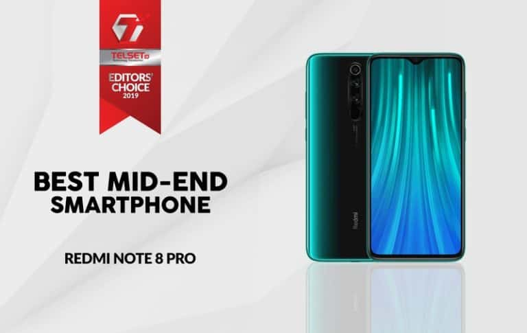 Telset Editor's Choice 2019: Best Mid-End Smartphone