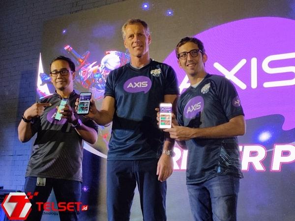 Axis Berikan Bonus Kuota 1 GB untuk Bermain Games