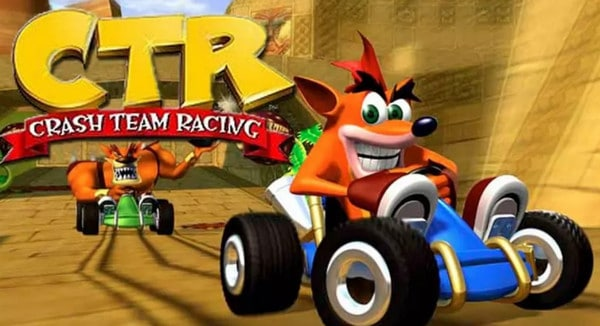 game ps1 Terbaik Crash Team Racing