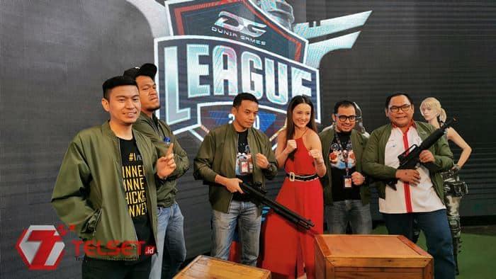 Telkomsel Gelar Liga PUBG Mobile Berhadiah Rp 1,6 Miliar