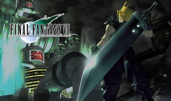 game PlayStation 1 terbaik Final Fantasy VII
