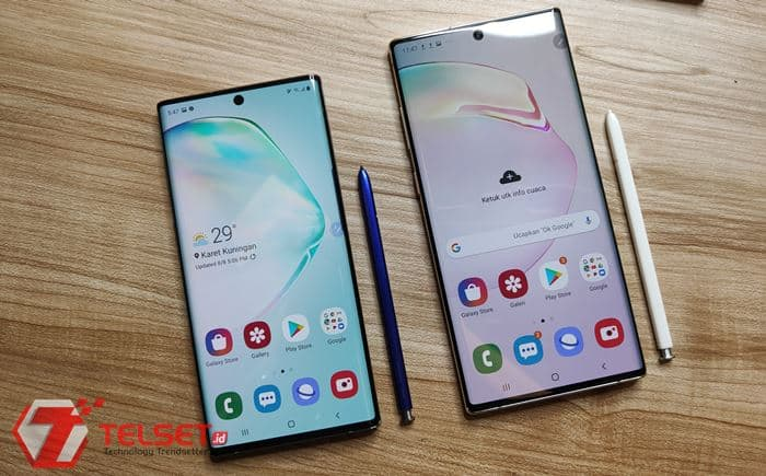 Galaxy Note 10 5G Gak Kebagian Update Android 10