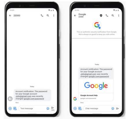 SMS Verifikasi