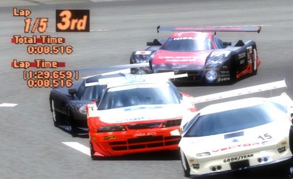 game ps1 terbaik Gran Turismo 2