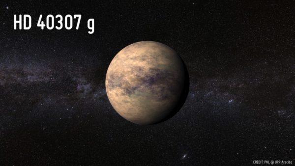 Planet Pengganti Bumi
