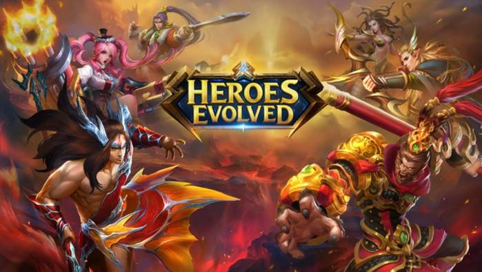 game moba android
