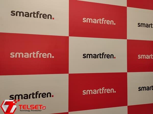 Diam-diam Smartfren Ganti Logo, Apa Maknanya?