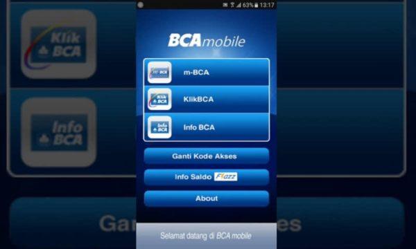 BCA Error