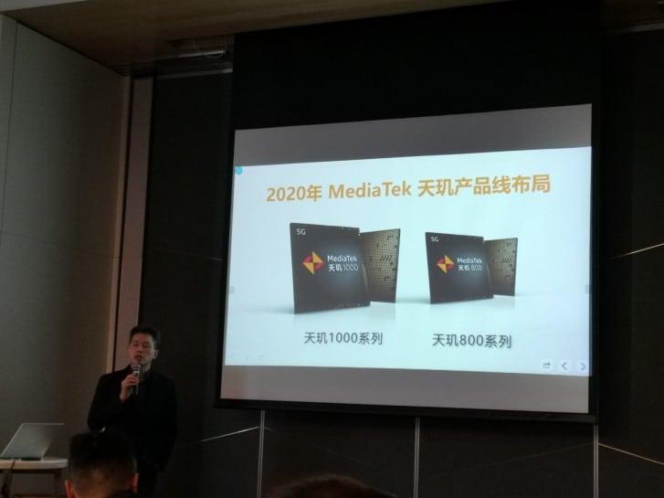 MediaTek Kenalkan Dimensity 800 dan 1000, Cuma Jago 5G?