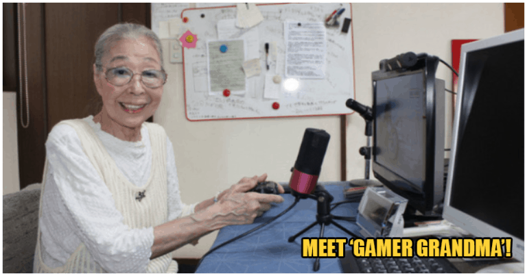 Jago Main GTA dan CoD, Nenek Ini Jadi Youtuber Gaming
